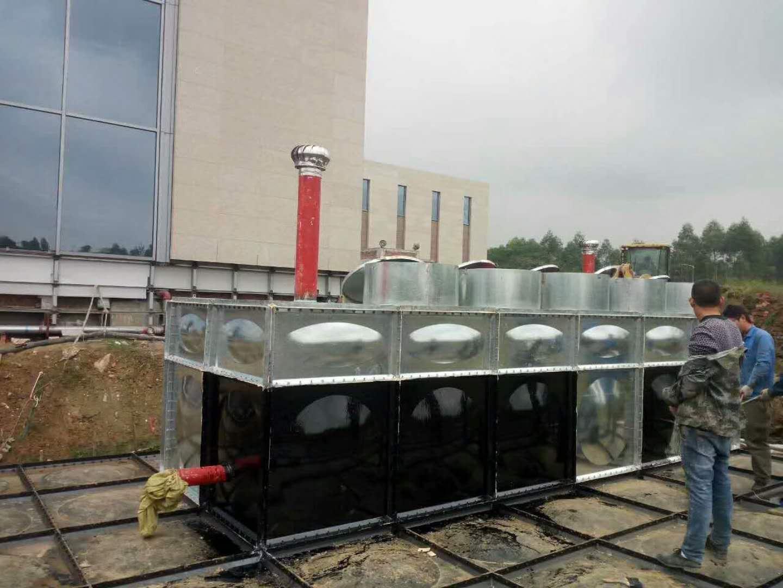 装配式不锈钢一体化给水设备