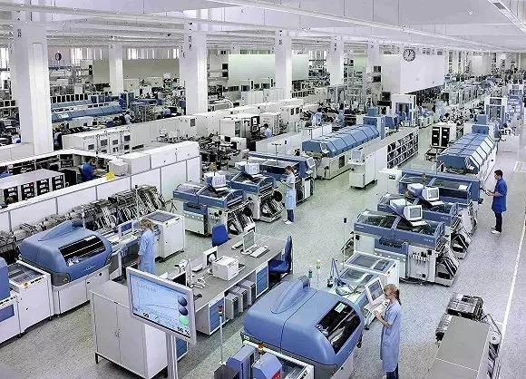 """探秘西门子工厂 zui接近""""工业4.0"""