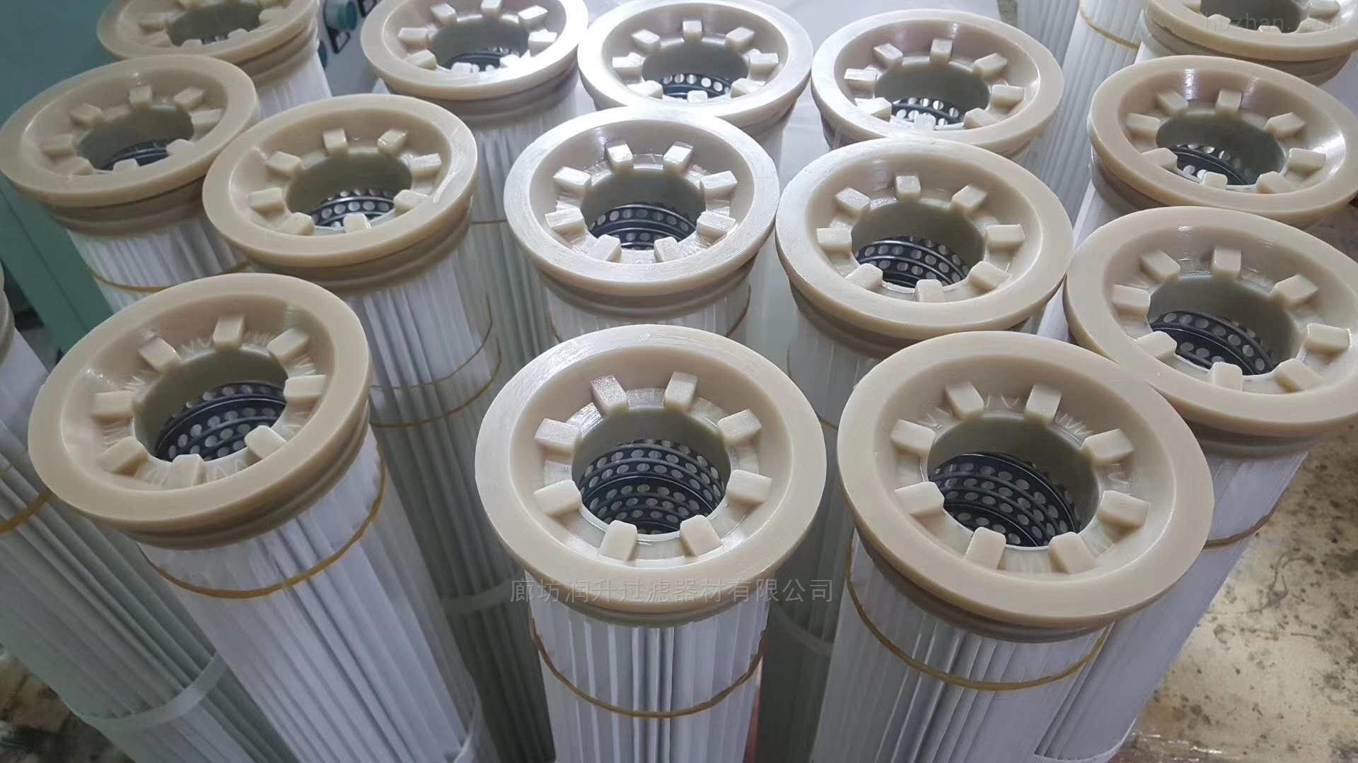 武汉化工厂污水处理滤芯厂家价格