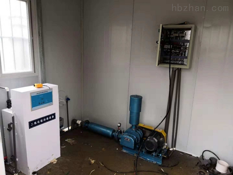 宜昌乡镇污水处理设备
