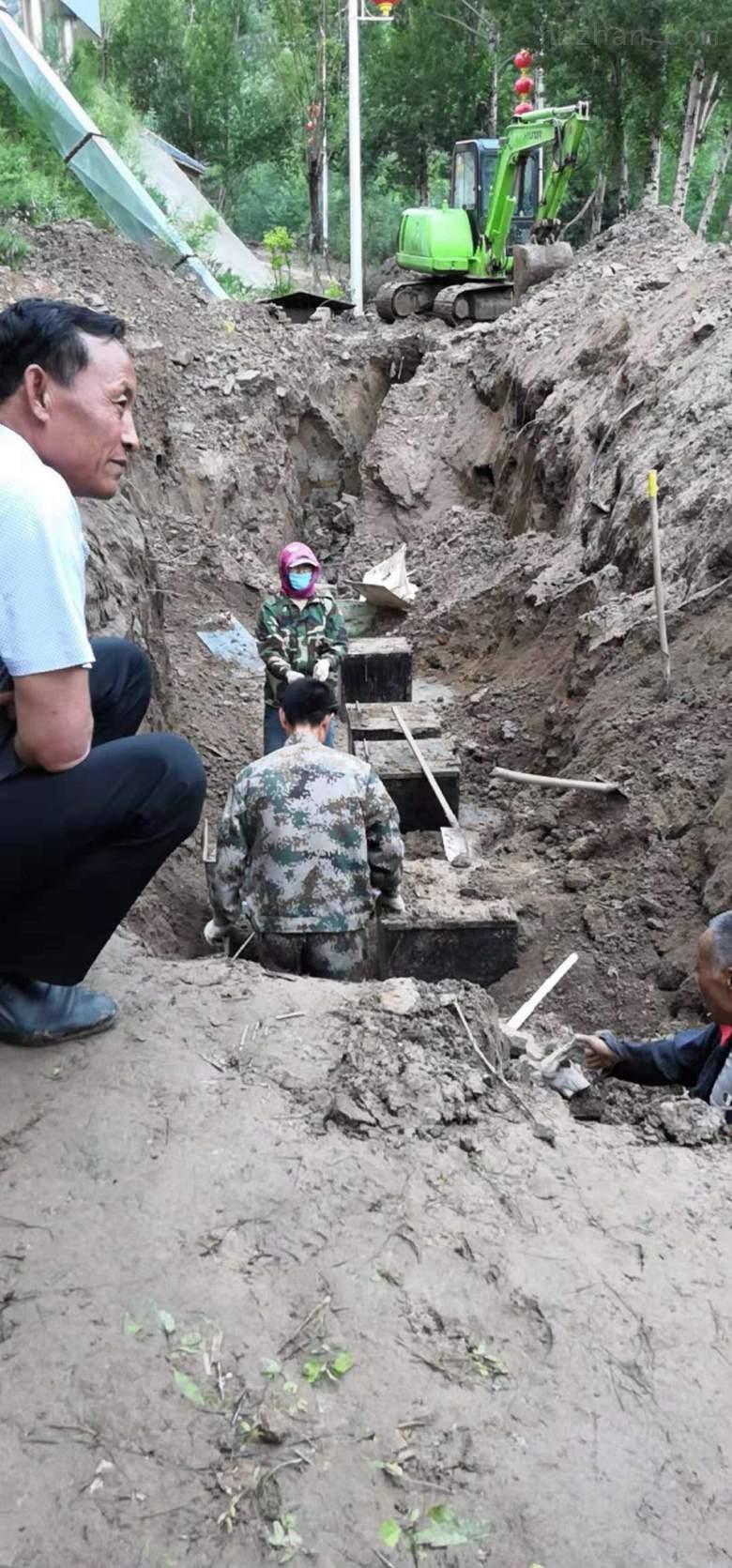 抚州乡镇污水处理设备