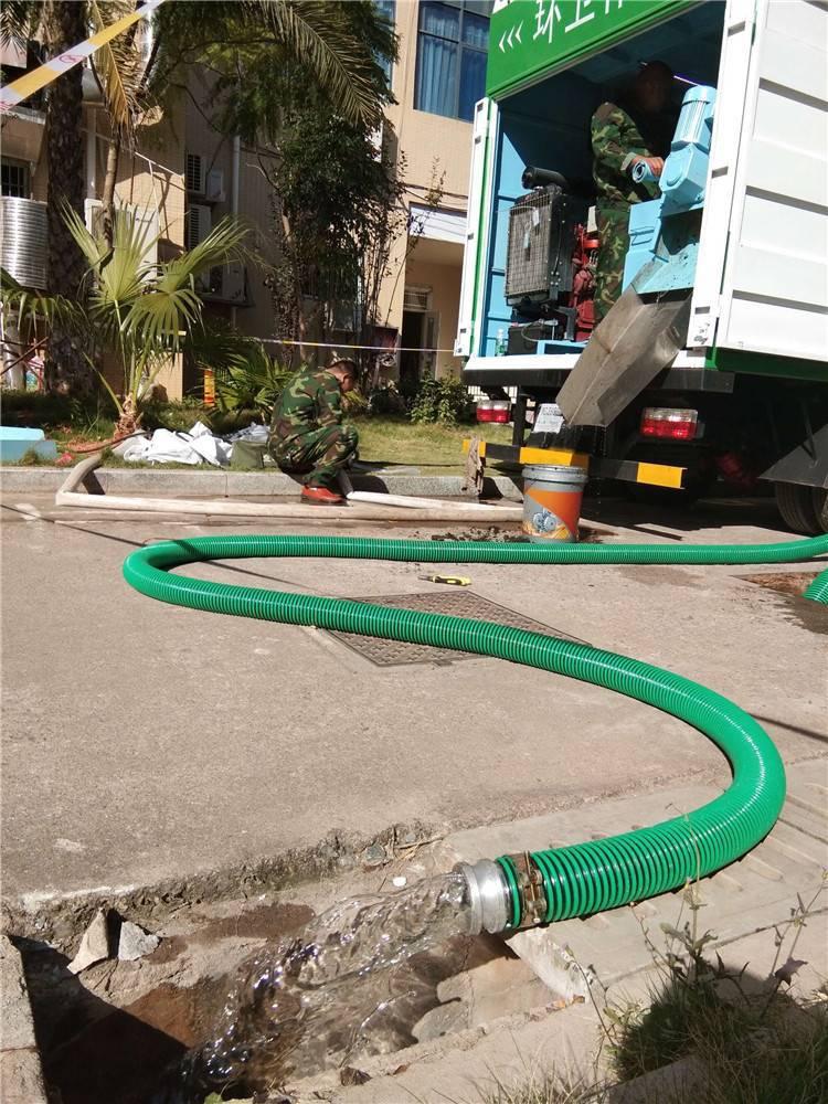 粪便无害化处理车污水变清水