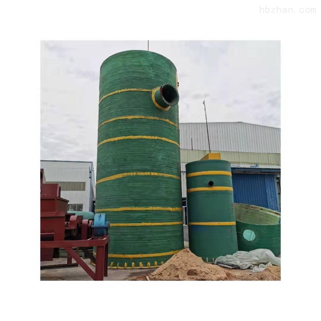 佳木斯智能型一体化预制泵站应用范围LKZT