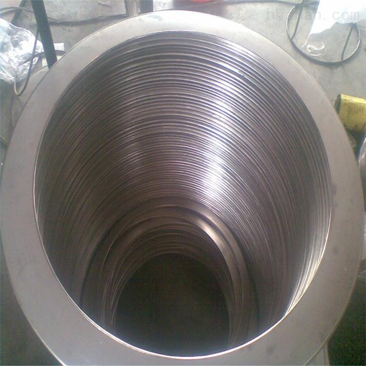 高温高压金属缠绕垫片规格对照表