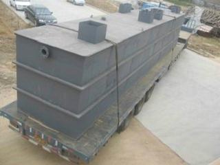 晋中-一体化预制泵站技术