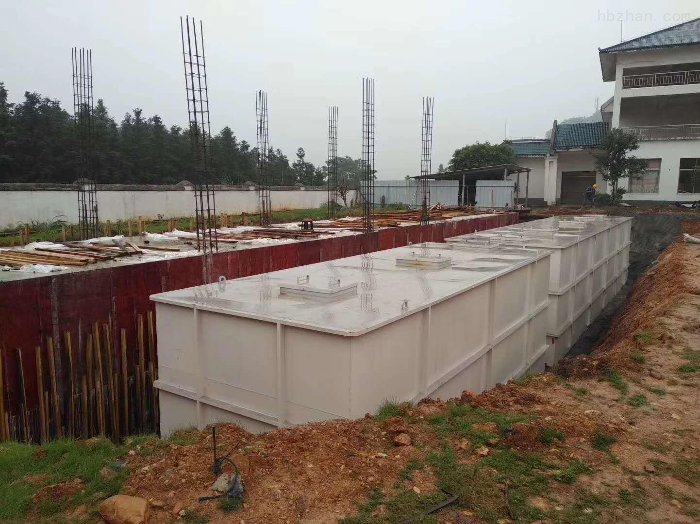 农村一体化 生活污水处理设备 出厂价