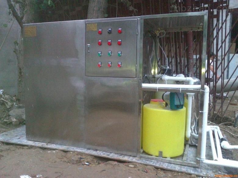 丽江小型污水处理设备技术