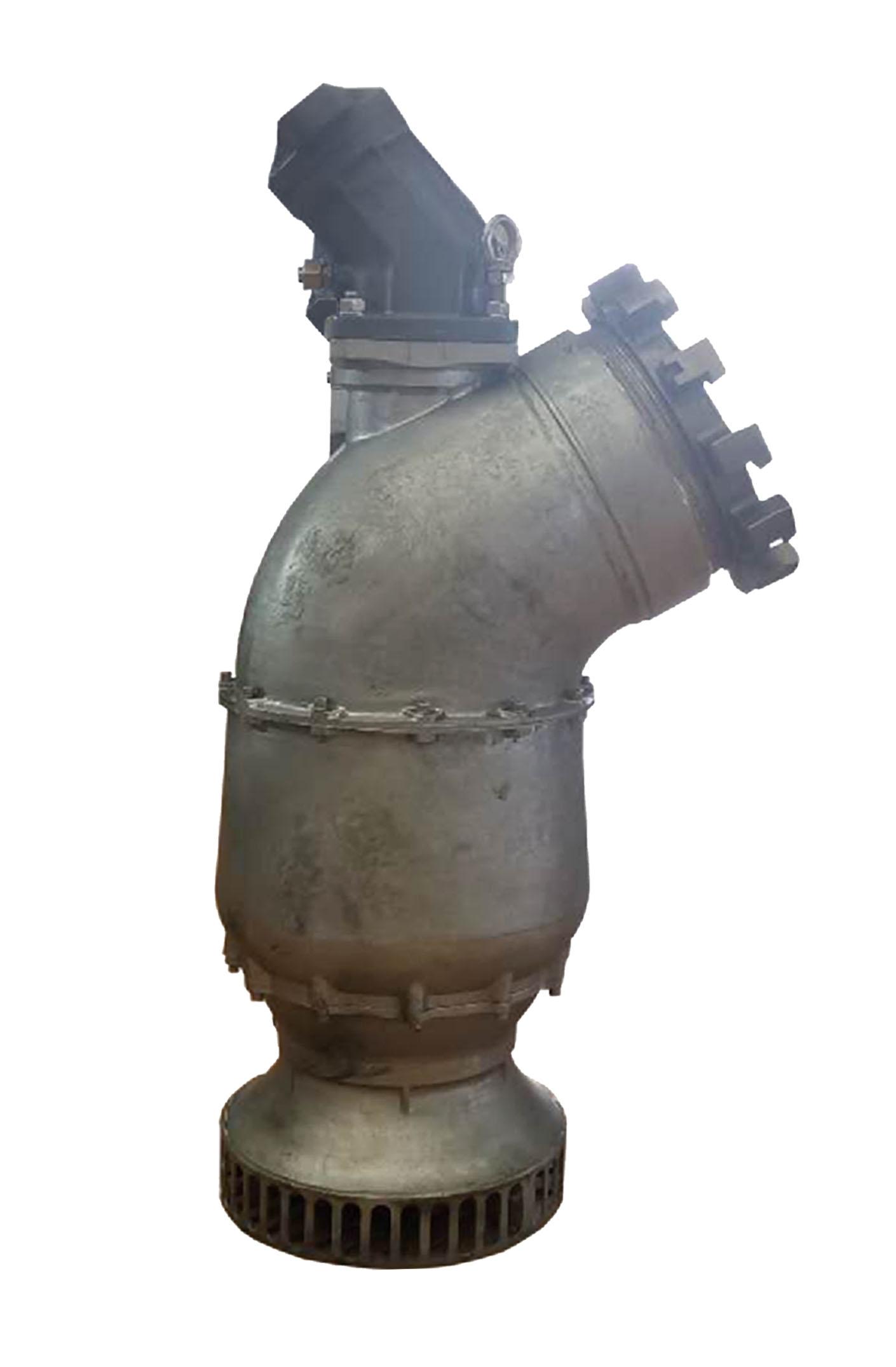 大流量便携式远程供水消防泵