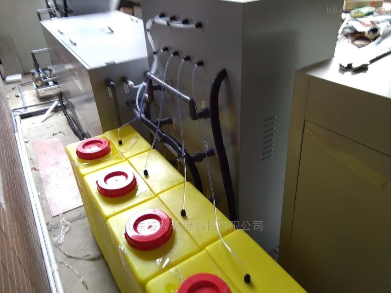 防城港实验室综合废水处理装置厂家安装环境