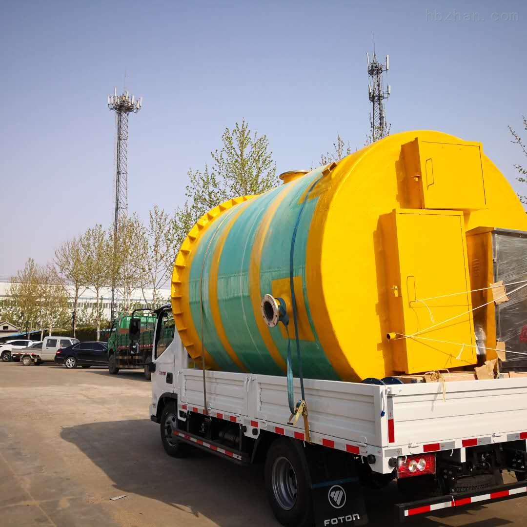 西安服务区一体化提升泵站厂家地址至通