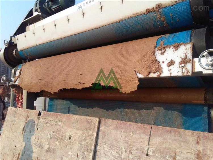 水洗沙包土泥浆压榨机 污水处理设备工厂