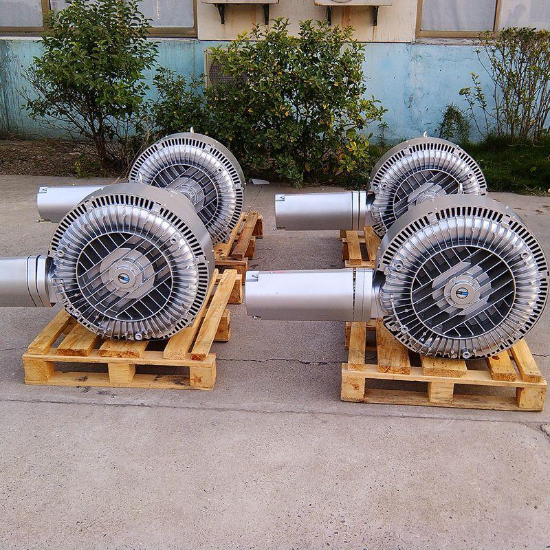 厂家TWYX高压风机 RB-72S-1 双极漩涡风机 鱼塘增氧泵 江苏全风厂家示例图9