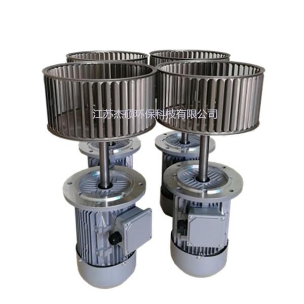 烘箱热风循环风机 烘箱长轴电机 长轴风机示例图4