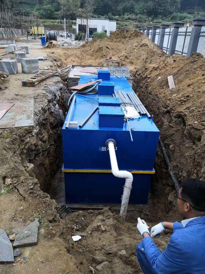 宜春-一体化污水泵站多少钱