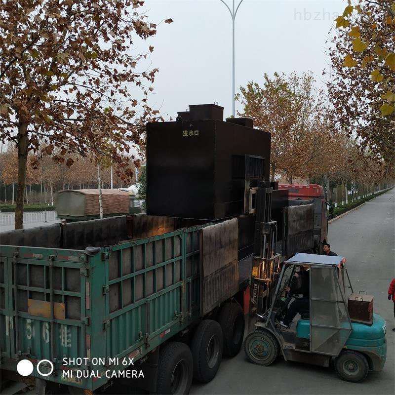 喀什门诊污水处理设备生产厂家