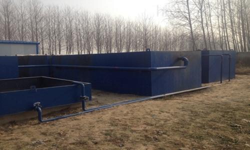 松原养殖废水处理装置