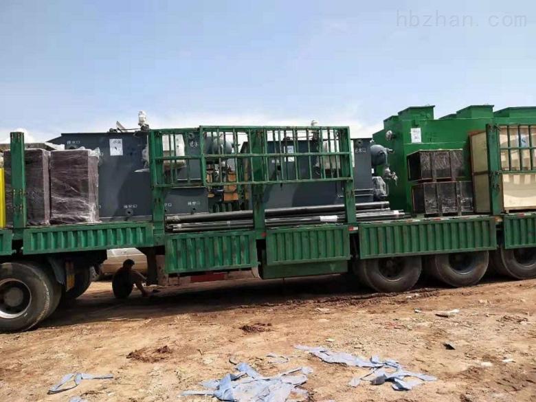 塔城地区养猪废水处理设备
