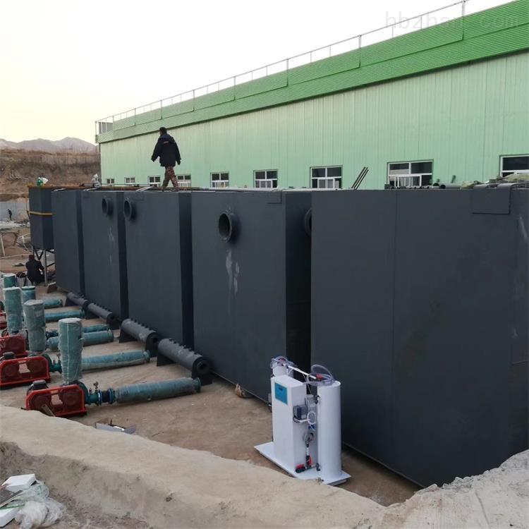 兰州门诊污水处理设备安装说明
