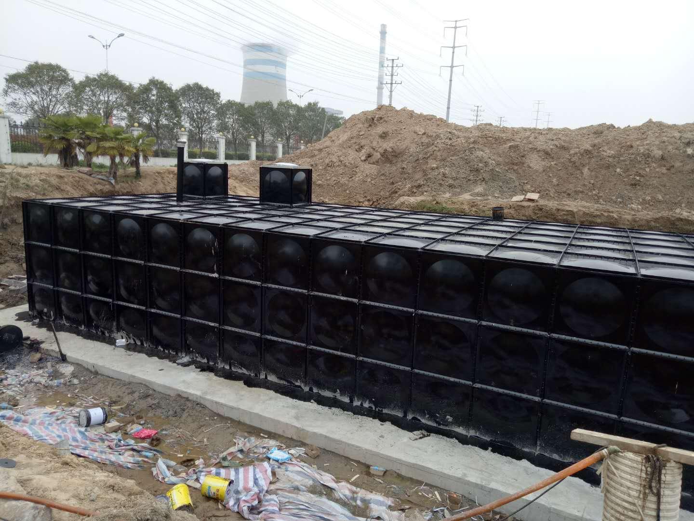 地埋箱泵一体化消防设备符合设计院要求