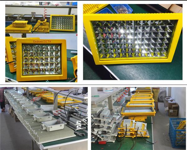 NFW9187加油站工厂防爆LED投光灯