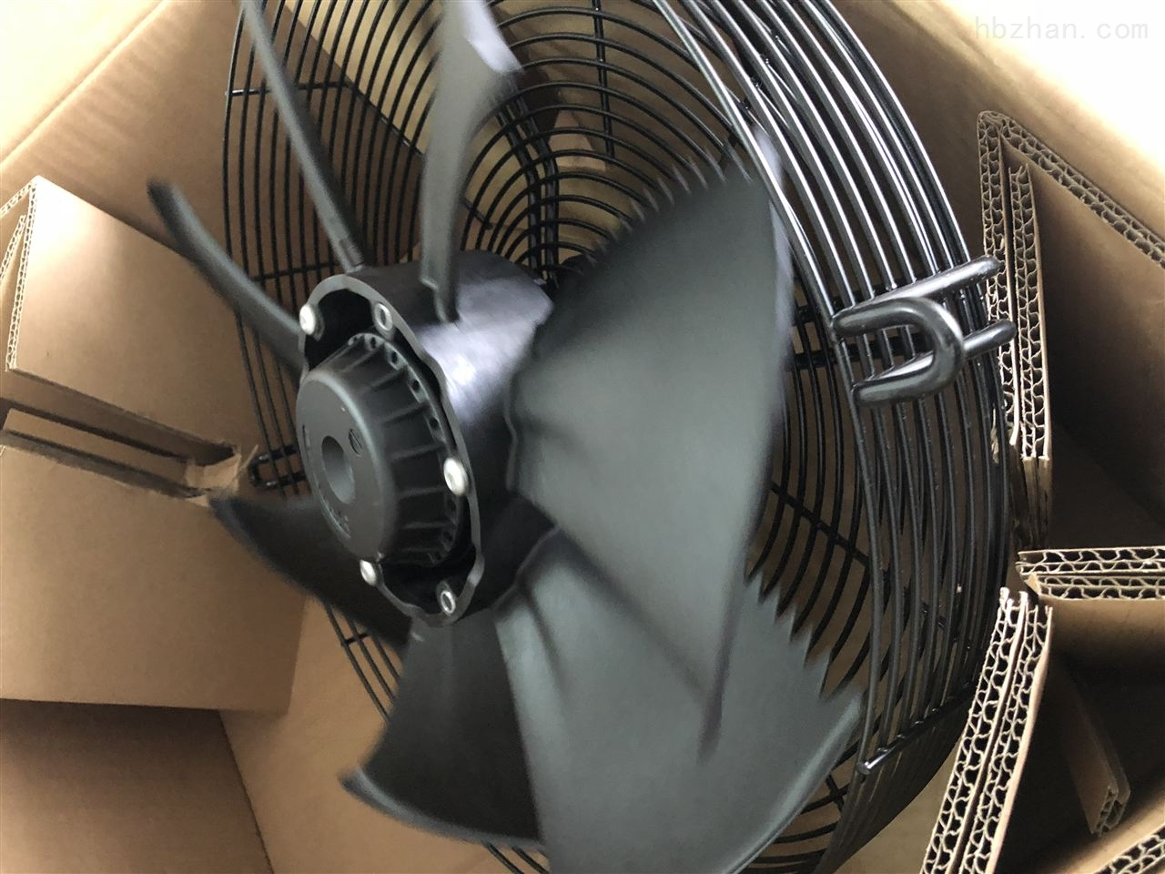 广东施乐百风机FN025-4EW.W8.A7精密空调风机