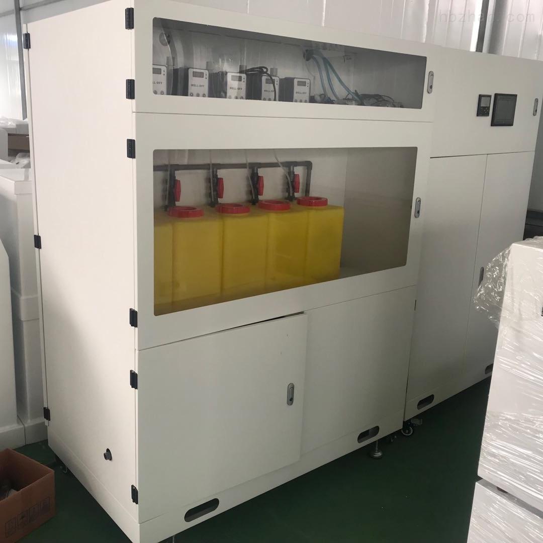 至通实验室污水处理设备日处理能力技术参数