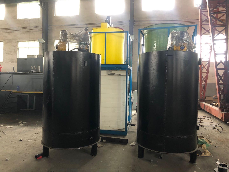济宁污水处理设备厂址