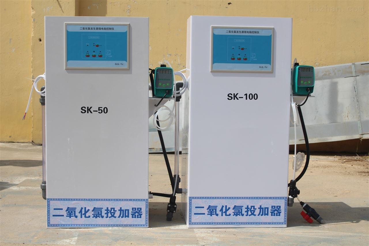 亳州污水处理设备图片
