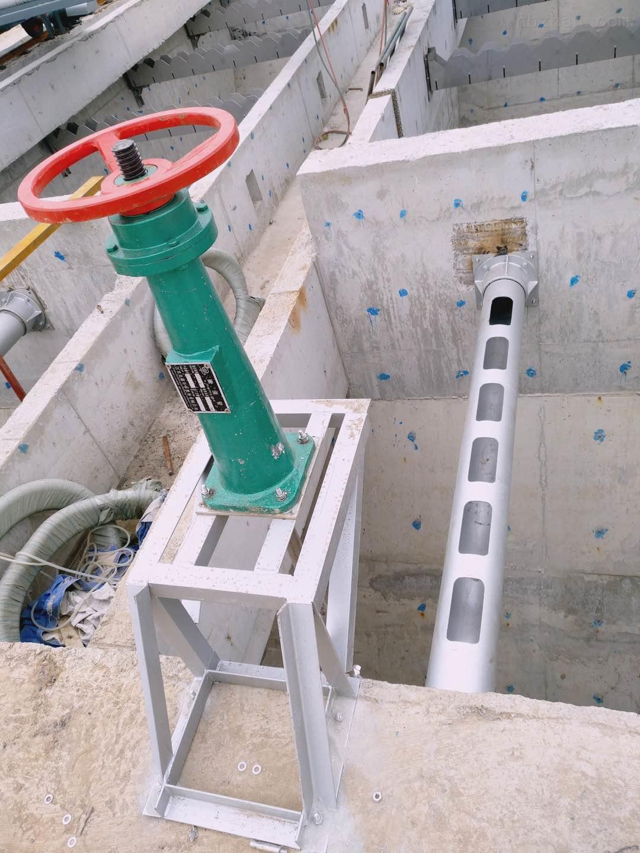 江苏撇渣管在水池里隔油撇渣管