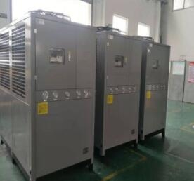 工业油冷却机组