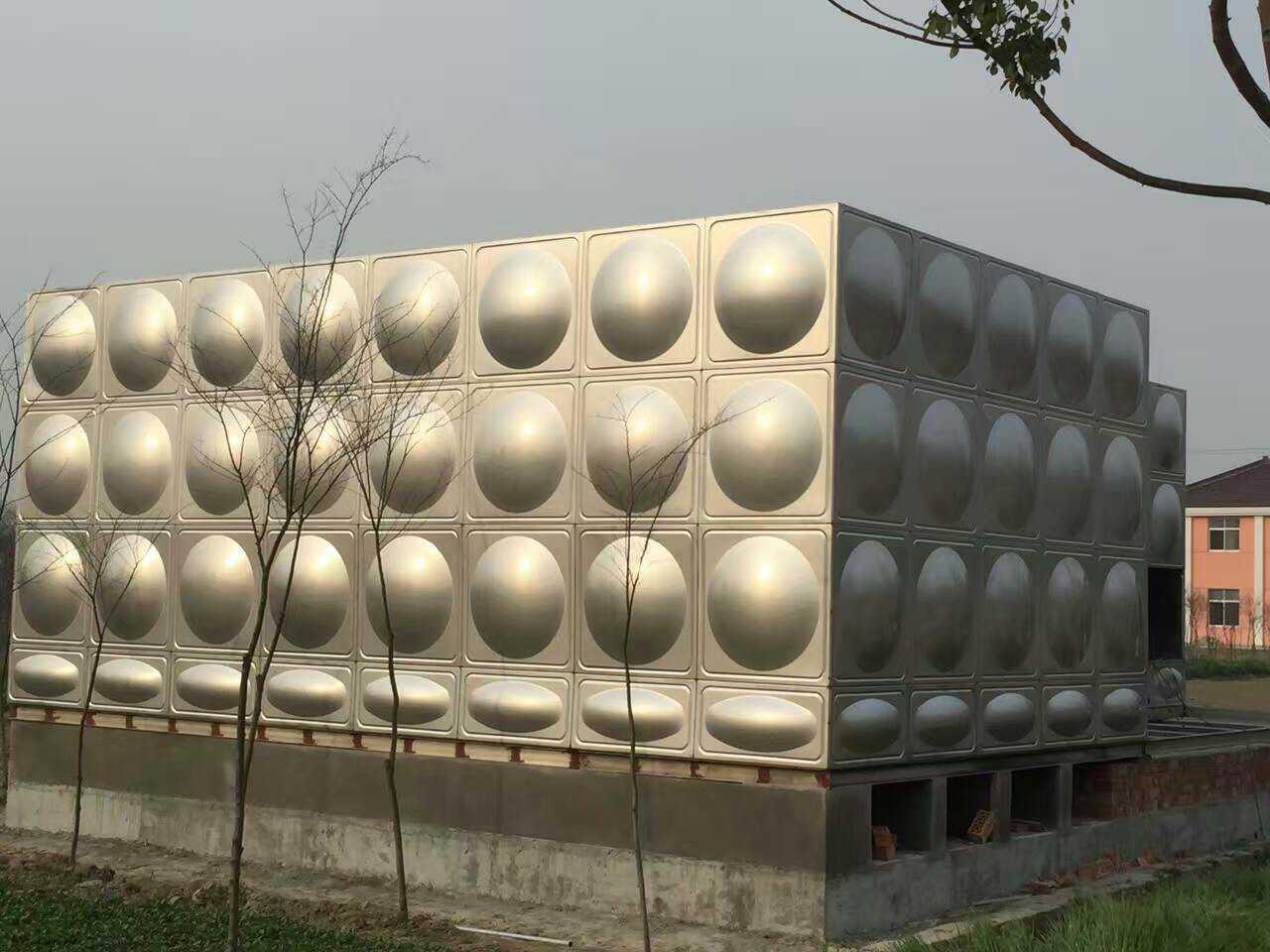 常州镇江苏州304不锈钢焊接水箱厂