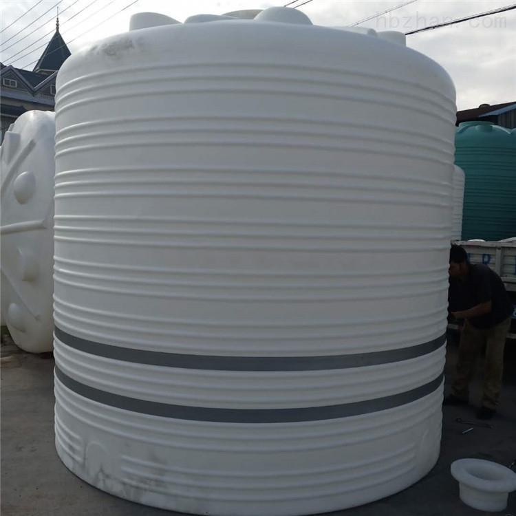 耐强碱15吨塑料化工桶  工业烧碱溶解罐