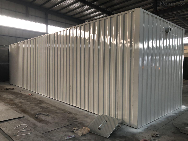 江西抚州食品厂污水处理设备价格行情