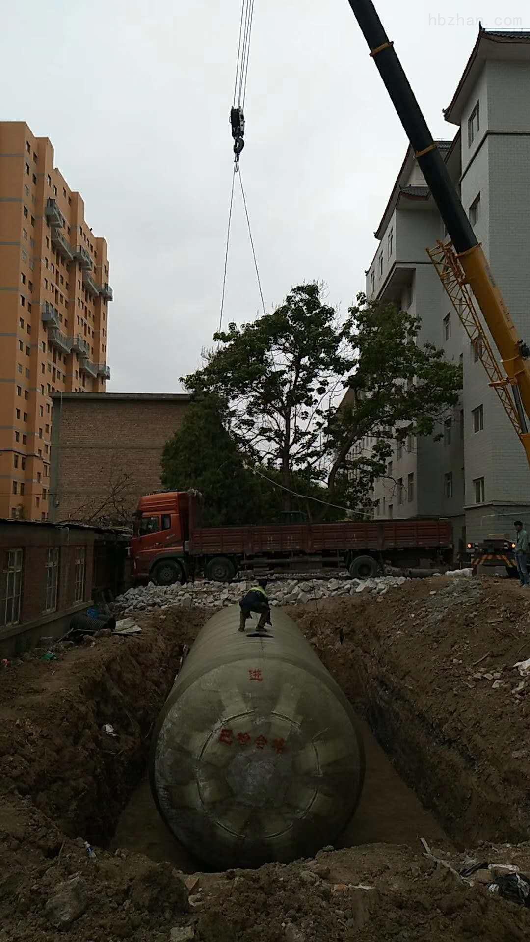 安徽宣城公厕污水处理工艺说明