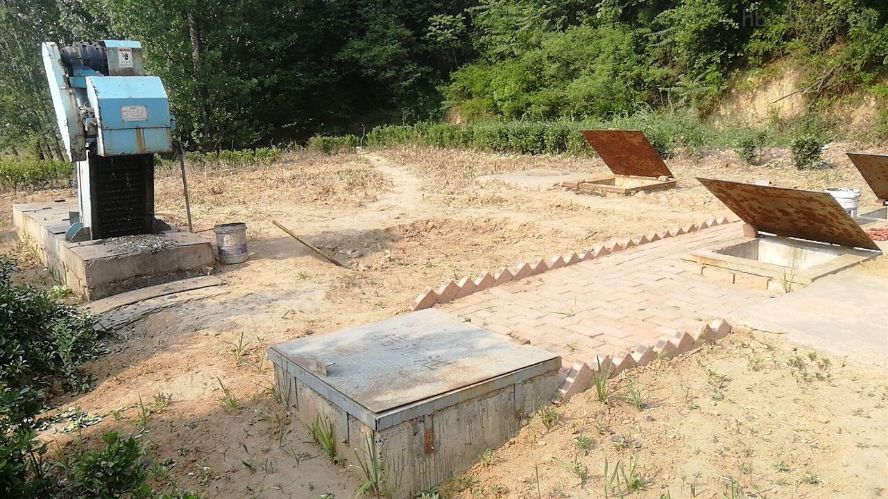 北京养殖场污水处理设备工艺说明