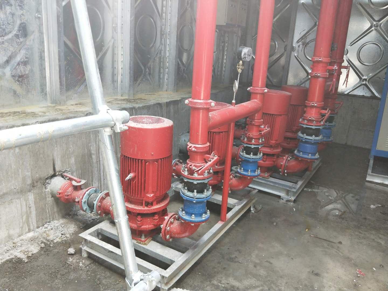 抗浮式地埋箱泵一体化上方可停车承压能力好