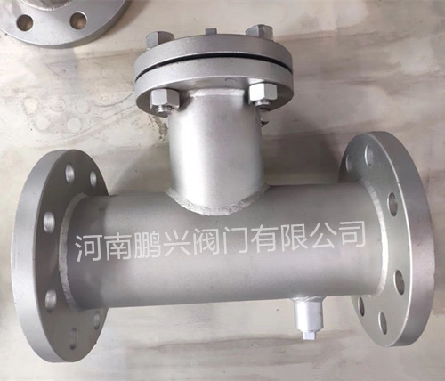 <strong><strong><strong>保温T型过滤器</strong></strong></strong>