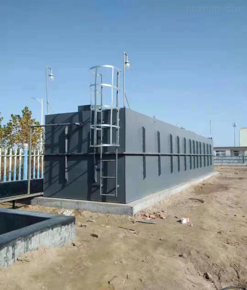 河南新乡不锈钢一体化设备安装调试