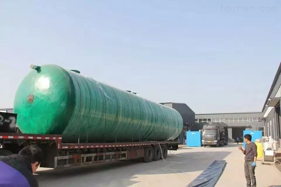 北京玻璃钢一体化设备多少钱