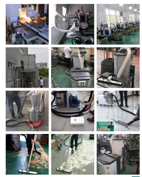 无锡工业吸尘器 强力大功率吸尘器 移动式吸尘器 小型吸尘器示例图9