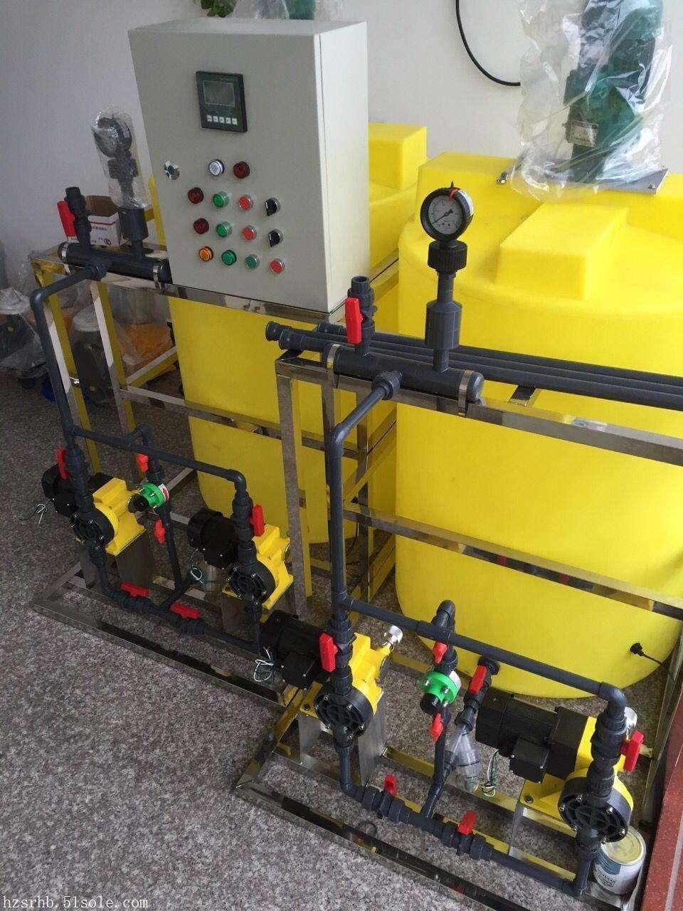 中心血站废水处理设施
