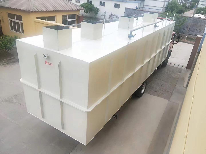 宜州高端污水一体化处理设备运用