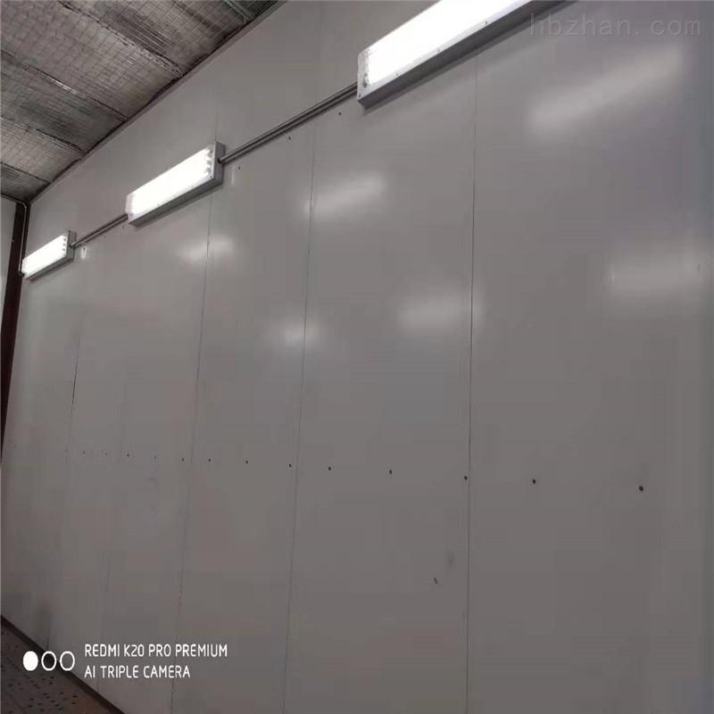 阜阳侧吸式喷漆房设备*