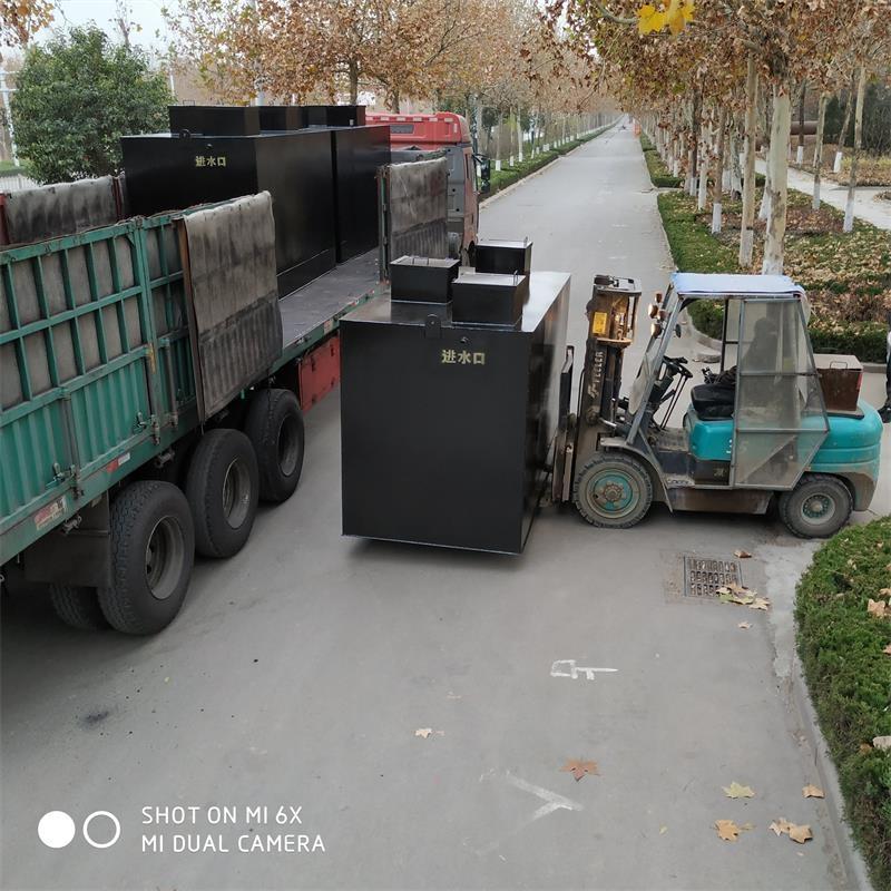 贵阳口腔诊所污水处理设备厂家