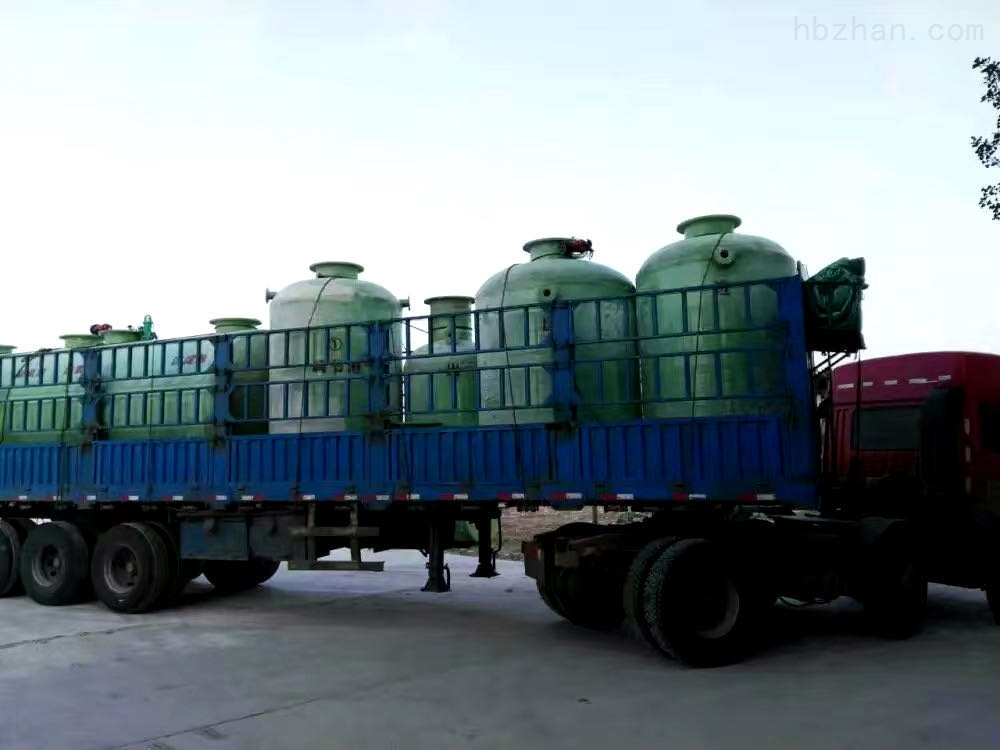 宣化潍坊英清水处理设备效果