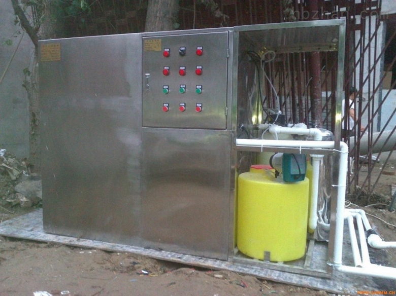 污水处理设备技术
