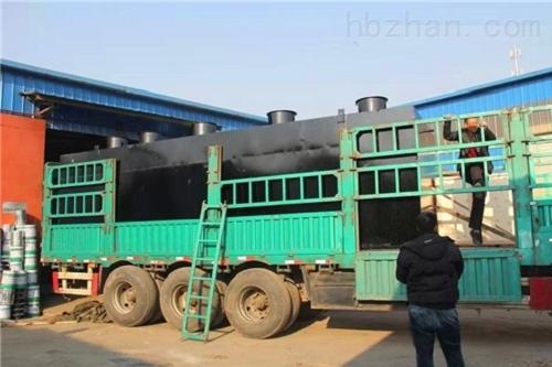 荆州污水处理设备