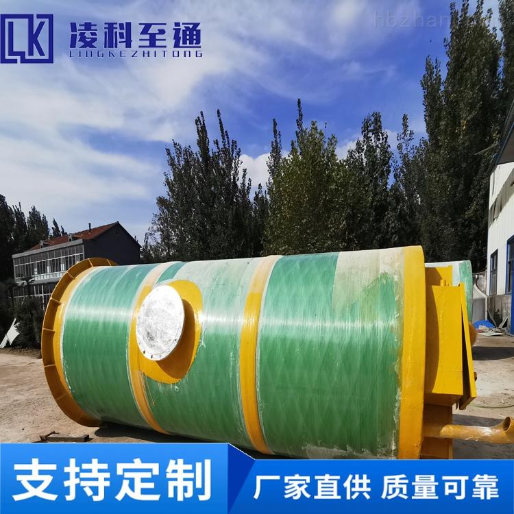 淮北食品厂一体化预制泵站如何保养