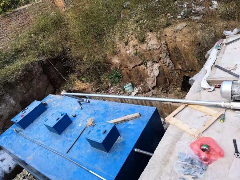 蚌埠小型污水处理设备好
