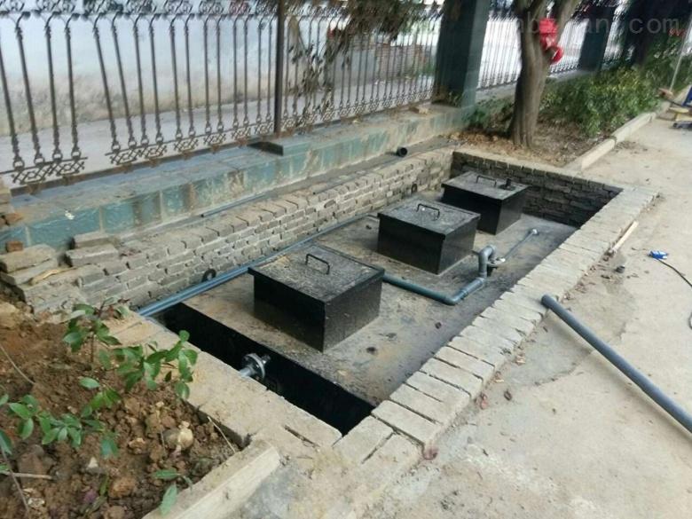 茂名小型污水处理设备